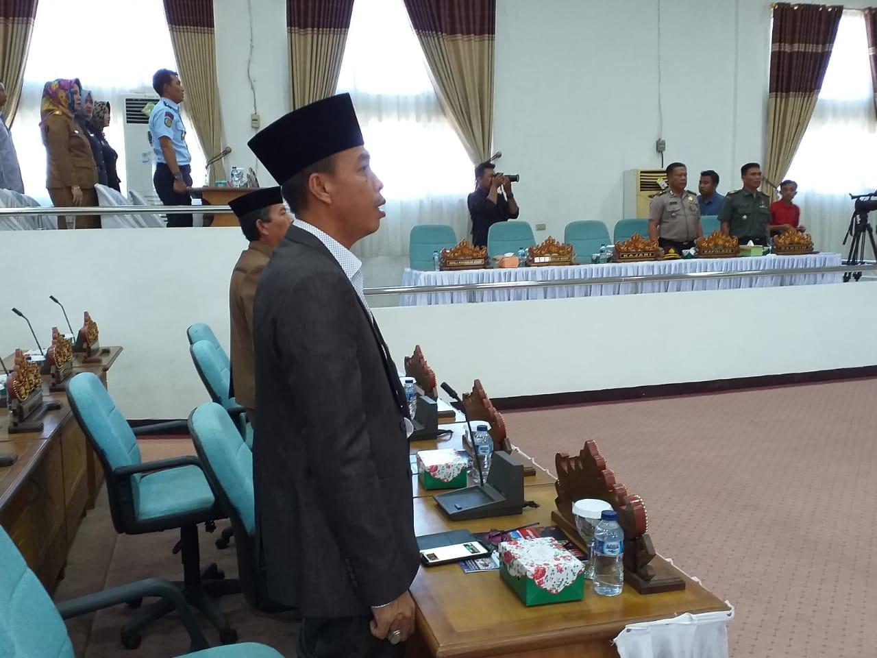 DPRD Lampung Tengah Bentuk Pansus LKPJ 2018